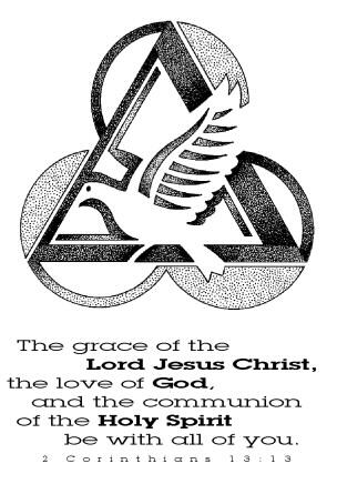 2016-05-22 — The Triune God